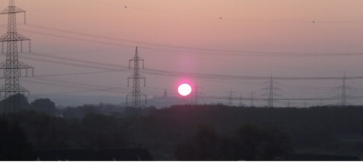 Sonnenaufgang 2.10.14