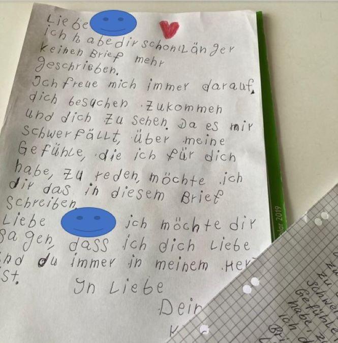 Liebesbrief P.K. an G.